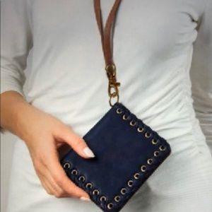 Simply Noelle Lanyard Wallet
